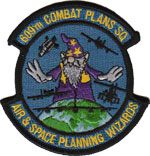 609th Combat Plans Squadron