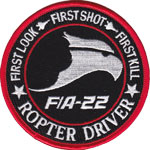 F/A-22 Rapter Driver