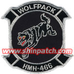 HMH-466 SQ PATCH