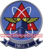VMCJ-3 SQ PATCH
