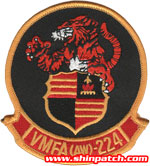 VMFA(AW)-224 SQ PATCH