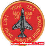 VMFA-235 Last USMC Fighter Phantoms