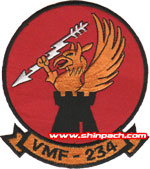 VMF-234 SQ PATCH