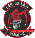 VMAQ-2 SQ PATCH
