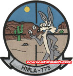 HMLA-775 SQ PATCH