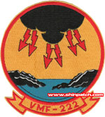 VMF-222 SQ PATCH