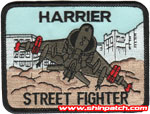 AV-8 HARRIER Street Fighter