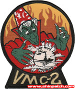VMC-2 SQ PATCH