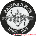 VMA-231 Harrier II Plus 1000+ HRS
