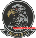 MAWTS-1 SQ PATCH