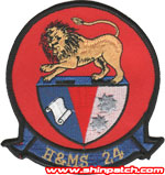 H&MS-24 SQ PATCH