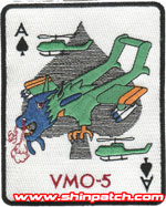 VMO-5 SQ PATCH