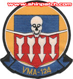 VMA-124 SQ PATCH