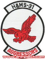 H&MS-31 SQ PATCH