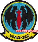 VMA-322 SQ PATCH