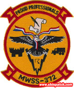 MWSS-372 SQ PATCH