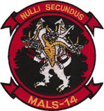 MALS-14 SQ PATCH