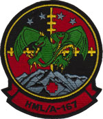 HML/A-167 SQ PATCH