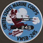 VMSB-245 SQ PATCH