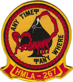 HMLA-267 SQ PATCH