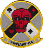 VMF(AW)-114 SQ PATCH
