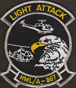 HMLA-867 SQ PATCH