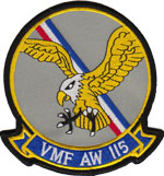 VMF(AW)-115 SQ PATCH