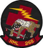 HML-268 SQ PATCH