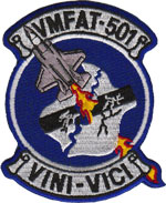 VMFAT-501 SQ PATCH