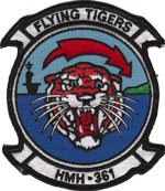 HMH-361 SQ PATCH