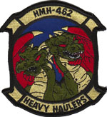 HMH-462 SQ PATCH