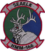 HMM-166 SQ PATCH
