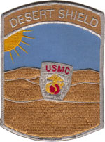 USMC Desert Shield
