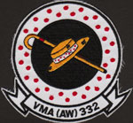 VMA(AW)-332 SQ PATCH