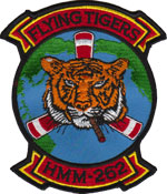 HMM-262 SQ PATCH