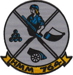 HMM-764 SQ PATCH