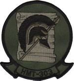 HMT-303 SQ PATCH (OD)