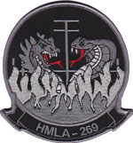 HMLA-269 SQ PATCH
