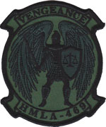 HMLA-469 SQ PATCH (OD)