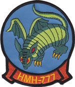 HMH-777 SQ PATCH
