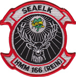 HMM-166 (REIN) SQ PATCH