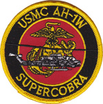 USMC AH-1W Super Cobra