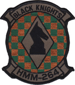 HMH-264 SQ PATCH (OD)