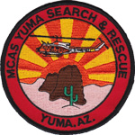 MCAS YUMA Search & Rescue