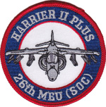 VMA / 26th MEU (SOC)