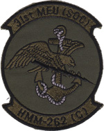 HMM-262 Det.C SQ PATCH