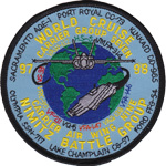 CVN-68/CVW-9 World Cruise 1997-98
