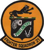 VF-21 SQ PATCH