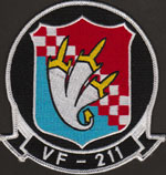 VF-211 SQ PATCH