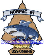 SSN-692 Norpac 1991